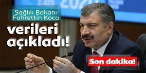 8 Aralık Türkiye'nin koronavirüste son durumu