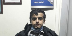 23 yaşındaki suç makinesi Ankara'da yakalandı