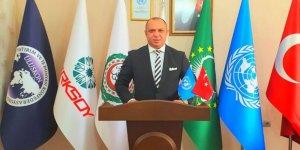 ULUSKON'dan Azerbaycan'a anlamlı mesaj