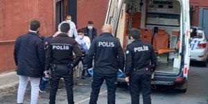 İstanbul'un göbeğinde dehşete düşüren olay