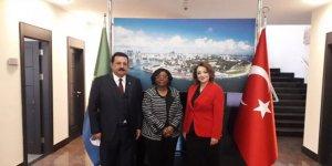 ULUSKON ile Tanzanya her alanda iş birliği yapacak