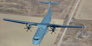 P-72 deniz karakol uçağı mavi vatanı koruyacak