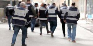 İzmir'deki FETÖ operasyonunda 116 tutuklama