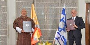 İsrail, Butan ile diplomatik ilişkiler kurdu
