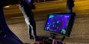 Termal kameralı, drone destekli uygulama