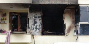Uşak'ta iki farklı evde doğal gaz patladı; 6 yaralı