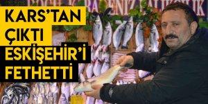 Kars'tan Çıktı Eskişehir'i Fethetti
