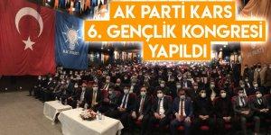 AK Parti Kars 6. Gençlik Kongresi Yapıldı
