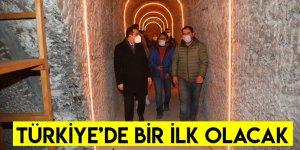 Türkiye'de Bir İlk Olacak