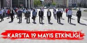 Kars'ta 19 Mayıs Etkinliği