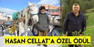 Hasan Cellat'a Özel Ödül