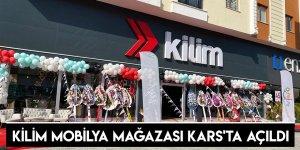 Kilim Mobilya Mağazası Kars'ta Açıldı