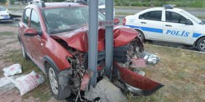 Iğdır'da trafik kazası: 1 ölü
