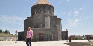Karslı turizmciler Kümbet Camii'nin müze olmasını istiyor