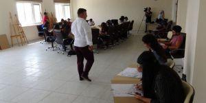 KAÜ Güzel Sanatlar Fakültesi'ne öğrenci alımları başladı