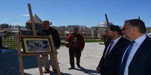 Ermenilerin Kars Ulu Cami´de Diri Diri Yaktığı 286 Türk Anıldı