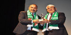 Başkan Karaçanta'dan Kars 36 Spora Teşekkür
