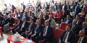 Bakan Arslan AK Parti Kağızman İlçe Kongresine katıldı