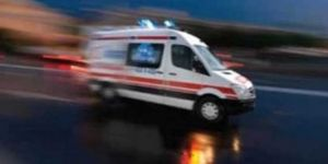 Susuz'da yedikleri yemekten zehirlenen 7 kişi hastaneye kaldırıldı