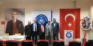 Türk Eğitimsen Kars Şubesi 6. Olağan Genel Kurul Toplantısı yapıldı