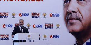 AK Parti Kars 6. Olağan Kongresi