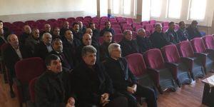Susuz'da KHGB toplantısı yapıldı