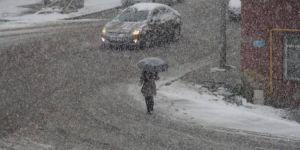 Kars'ta Kar Yağışı Bekleniyor