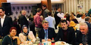 Antalya'da Kağızmanlılar gecesi düzenlendi