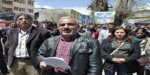 Dbp ve Hdp Yüksek´in Tutuklanmasını Protesto Etti