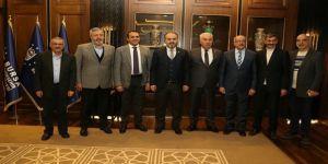 Altay'dan Bursa Büyükşehir Belediye Başkanına Ziyaret