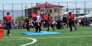 Kağızman'da 19 Mayıs Coşkusu
