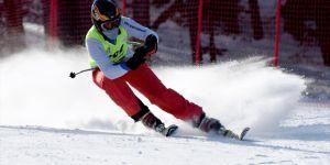 Sarıkamış'ta Kayak Yarışları Başladı