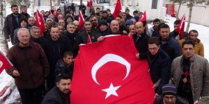 İl Özel İdaresi çalışanları Zeytin Dalı Harekatına katılmak istiyor