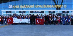 Karslı Öğrenciler Çanakkale Ve İstanbul'u Gezecek