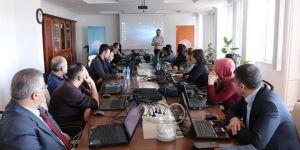 Kars'ta, NETCAD eğitimleri başladı