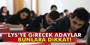 Türkiye birincisinden LYS´ye girecek öğrencilere tavsiyeler