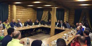 Erkan Yeşilova, Türkiye Kayak Federasyonu başkanlığına adaylığını açıkladı
