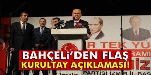 MHP Lideri Bahçeli: ´19 Haziran bizim için yok hükmündedir´