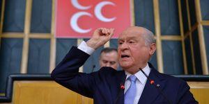 Devlet Bahçeli 'Erken Seçim' istedi