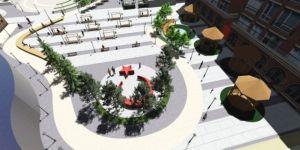 Selim'de Modern Kent Merkezi Çalışmaları Başladı