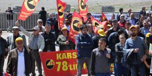 Kars'ta 1 Mayıs Beklenen İlgiyi Görmedi