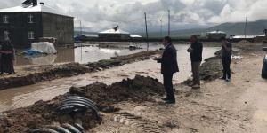 Digor'u Yağmur Vurdu