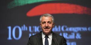 """Bakan Arslan: """"Türkiye'de 40 Milyon Kişiyi YHT İle Taşıdık"""""""