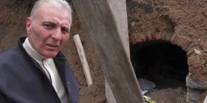 Ardahan'da bulunan Polonyalı yarbayın naaşı sahipsiz kaldı
