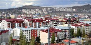 Kars'ta 2018 yılının ilk 3 ayında verilen yapı ruhsatı sayısı açıklandı