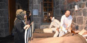 Ziyaretçilerini 190 yıl öncesine götüren müze duygulandırıyor