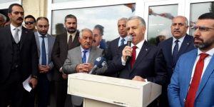 Susuz Seçim Koordinasyon Merkezi açıldı