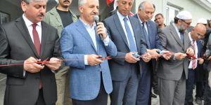 Bakan Ahmet Arslan Selim Hayvan Pazarı'nın açılışını  yaptı