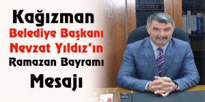 Başkan Nevzat Yıldız'ın Ramazan Bayramı Mesajı