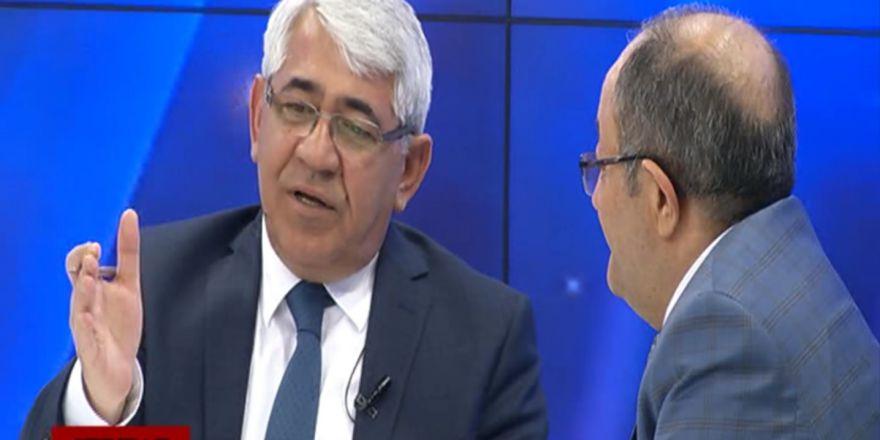 Kars Belediye Başkanı KARAÇANTA EKİN TÜRK TV'de